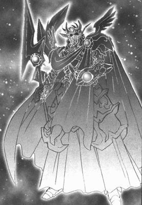La Imagen De Zeus Es Un Diseno De Masami Kurumada